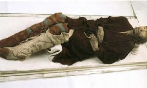 A Tarim mummy