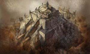 Buried Beneath the Sand, The Ziggurat of Jiroft May be Largest and Oldest of its Kind in the World
