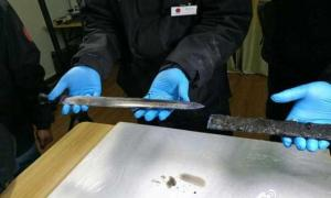 2,300 Years and Still Shining: Archaeologists Unearth Brilliantly Preserved Chinese Sword