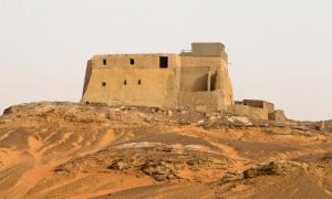 Throne Hall of Dongola, Sudan