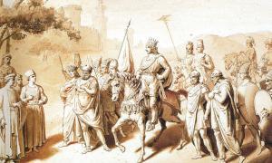 Tigranes the Great, King of Armenia
