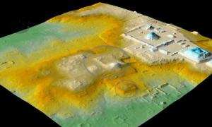 "LiDAR Tech Unearths ""Supertantalizing"" Hidden Tikal Architecture"