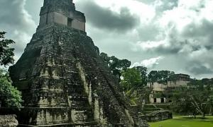 Tikal - Corn and Mayan Population