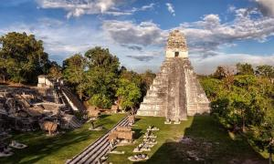 The ancient Maya may have abandoned Tikal after its water became toxic. Source: Ingo Bartussek /Adobe Stock