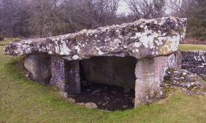 Tinkinswood Burial Chamber