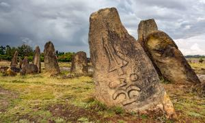 Tiya Stones, Intricately Carved Monoliths of Ethiopia
