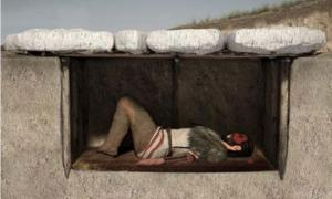 Unique 5,000-Year-Old Tomb from Ukraine Brought to Light with Digital Reconstruction