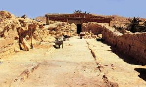Tomb of Alexander the Great - Siwa Egypt