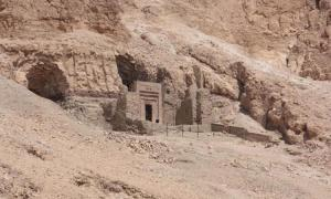 TT 353 of Sen-en-Mut (Senenmut's tomb).