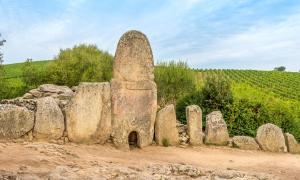 The Mysterious Coddu Vecchiu Tombs of Giants