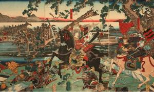 Tomoe Gozen - A fearsome Japanese Female Warrior of the 12th Century