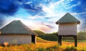 Traditional Villages in the Ancient Chickasaw Homelands