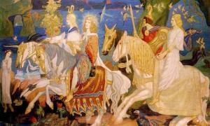 Tuatha Dé Dannan, the Enchanting Predecessors of Irish Fairies and Elves
