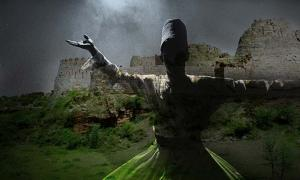 Tughlaqabad Fort and the Curse of a Sufi Mystic