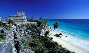 Tulum, the coastal paradise city of the Maya