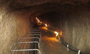 The Tunnel of Eupalinos: One of the Greatest Engineering Achievements of the Classical World