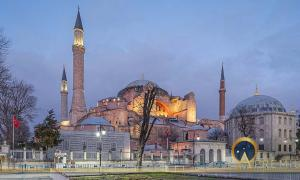 Hagia Sophia in February 2020 (A.Savin/ Public Domain)