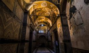 The Holy Saviour Church in Chora. Credit: Yordan Rusev / Adobe Stock