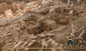 Ancient Site of Gobekli Tepe in SanliUrfa, Turkey, The Oldest Temple of the World. (Haluk/ Adobe Stock)