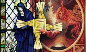 A Tale of Two Brigids: a Celtic Goddess and a Christian Saint