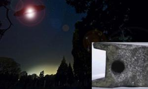 UFO Wreckage? Ancient Metal Object Found in Romania Has Unexplained Origins
