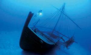 Uluburun, ancient wealthiest shipwreck