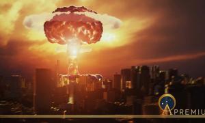 Nuclear explosion( victor zastol'skiy/Adobe Stock)