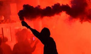 Modern day uprising. Credit: Ciudalia / Adobe Stock