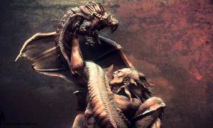 Vahagn: The Armenian Dragon Slayer God and Bringer of Fire