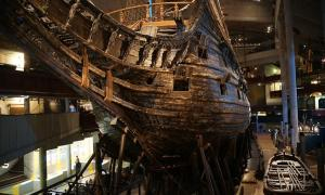 The History of the Incredible Vasa Warship and its Humiliating Shipwreck