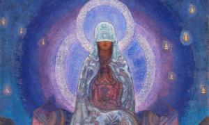 Asherah - Veiled Mother of the World