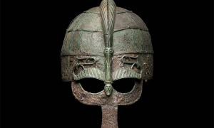 Vendel Helmets: Spectacular Scandinavian Relics from the Vendel Period