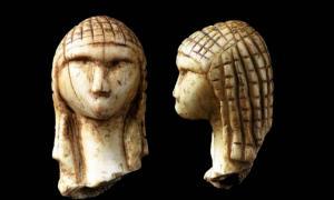 The Venus of Brassempouy