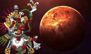 The Planet Venus as a Symbol of Death and Resurrection in Ancient Mesoamerica