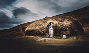 Viking House in Iceland        Source: @elvisliivamagi / Adobe Stock