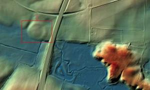 Laser Tech Reveals 1,000-Year-Old Viking Ring Fortress in Denmark