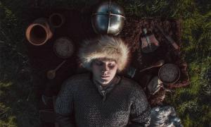 A Viking Burial. Credit: Igor Igorevich / Adobe Stock