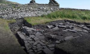 Viking Drinking Hall Unearthed On Orkney Provides 'Unparalleled' Insights Into Chieftain's Life