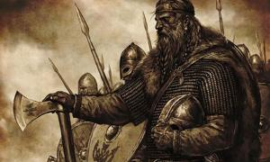 Irish Viking king Olaf Guthfrithsson