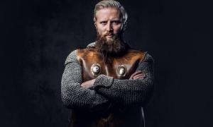 Viking Bjorn Ironside