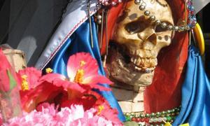 Viva La Muerte! Santa Muerte, Folk Saint and Holy Personification of Death, Healer and Protector