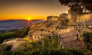 Volterra: Home to Three Civilizations and the World's First Witch