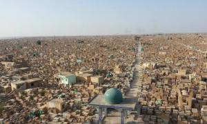 Wadi Al-Salam: Magnificent Ancient Cemetery in Iraq