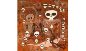 Aboriginal Rock Art of the Wandjinas – Extraterrestrial