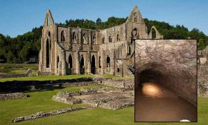 Subterranean Discovery: Medieval Welsh Abbey Tunnel from Norman Invasion Period