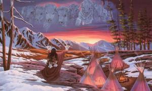 White Buffalo Calf Woman – Healer, Teacher, and Inspirational Spirit for the Lakota People