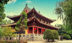 The White Horse Temple: China's Very First Buddhist Temple