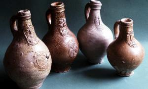 For Good and Evil: Witch Bottles as Countermagical Devices Through History