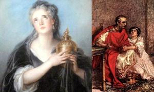 How the Light of the Wives of Julius Caesar Was Dimmed by an Egyptian Lover