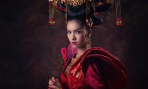 Chinese empress. Credit: wichansumalee / Adobe Stock